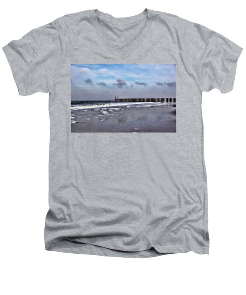 Wave Breakers Men's V-Neck T-Shirt