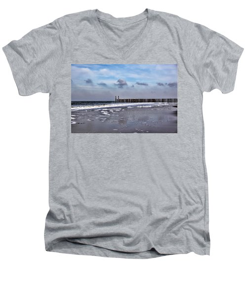 Wave Breakers Men's V-Neck T-Shirt