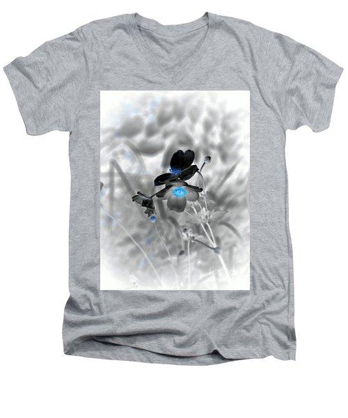 We Fade To Grey 4 Part 2 Men's V-Neck T-Shirt