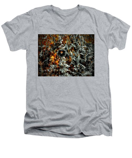 We Fade To Grey Changes Men's V-Neck T-Shirt