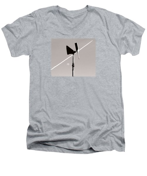 Weather Vane Men's V-Neck T-Shirt
