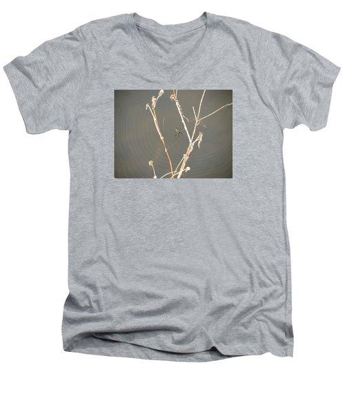 Web Of Wonder Men's V-Neck T-Shirt