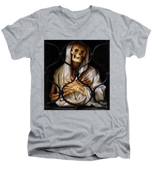 Weeping Death Men's V-Neck T-Shirt
