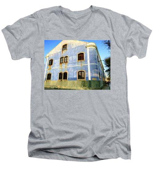 Weeping Windows Men's V-Neck T-Shirt