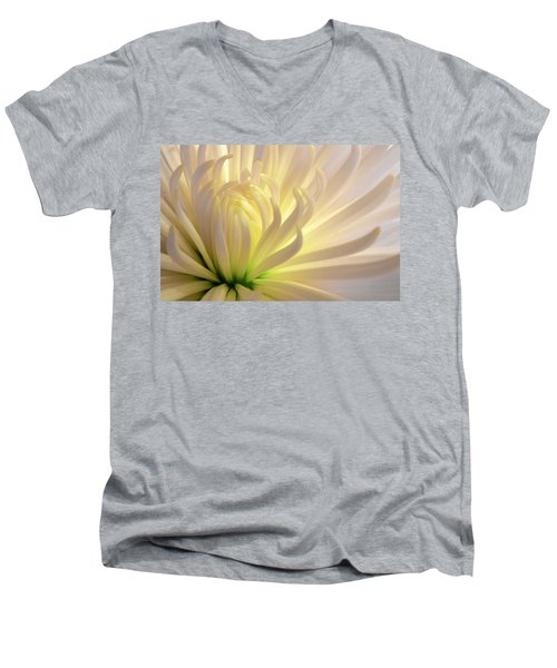 Well Lit Mum Men's V-Neck T-Shirt