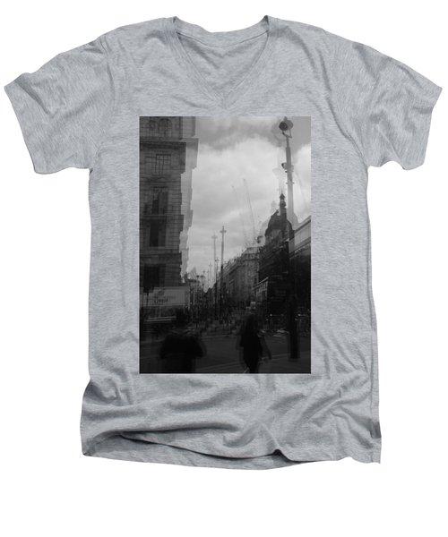 West End Tremors Men's V-Neck T-Shirt