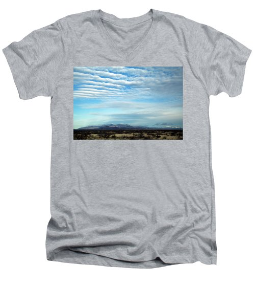 West Texas Skyline #2 Men's V-Neck T-Shirt