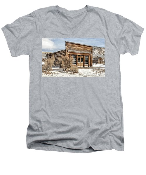 Western Saloon Men's V-Neck T-Shirt