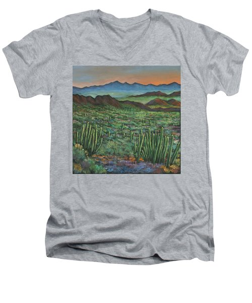 Westward Men's V-Neck T-Shirt