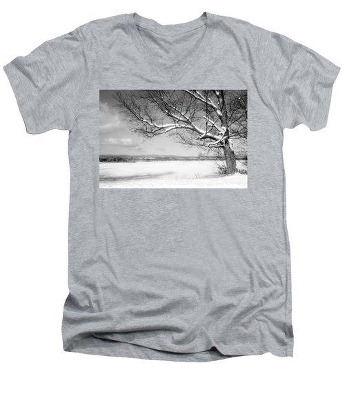 Westward Men's V-Neck T-Shirt