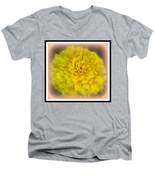 What A Bloom Men's V-Neck T-Shirt