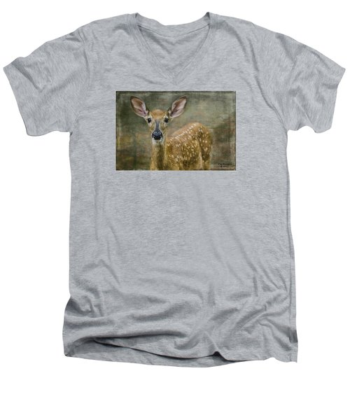 What Big Ears You Have Men's V-Neck T-Shirt