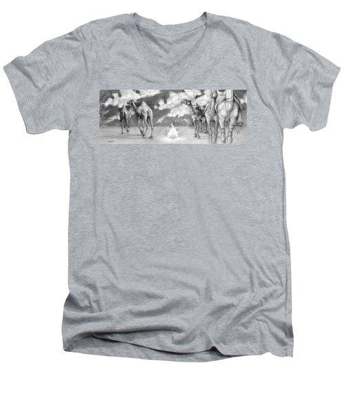 What Do I Still Lack? Men's V-Neck T-Shirt