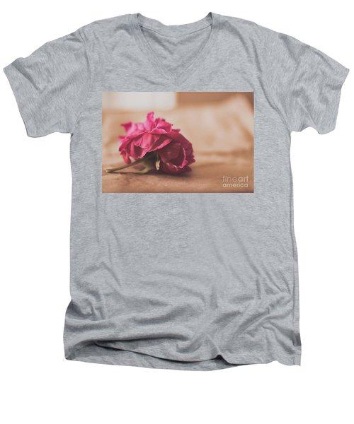 What Is Love? Men's V-Neck T-Shirt
