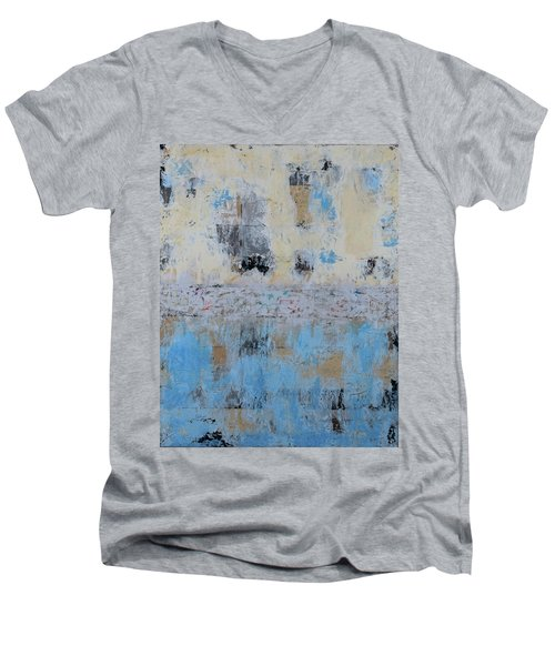 What Was Is Men's V-Neck T-Shirt