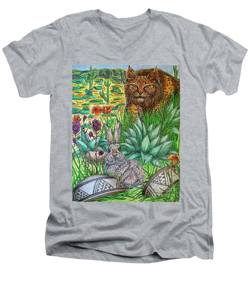 What's That...? Men's V-Neck T-Shirt