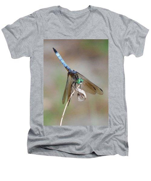 What's Up Men's V-Neck T-Shirt