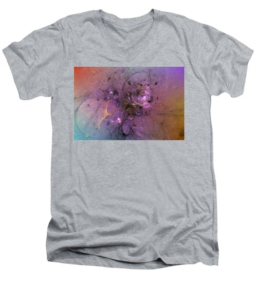 When Love Finds You Men's V-Neck T-Shirt