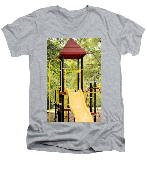 Where Have All The Children Gone Men's V-Neck T-Shirt