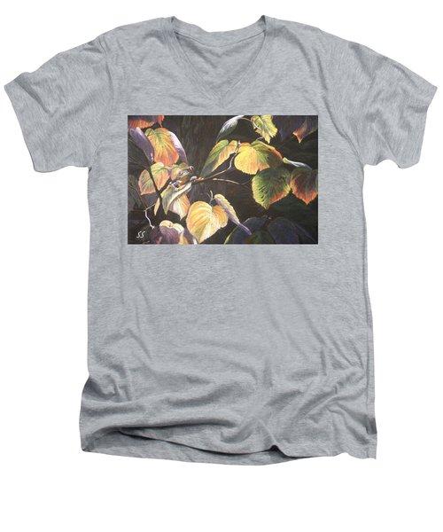 Which Hopper? Men's V-Neck T-Shirt