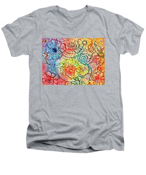 Whimsy Men's V-Neck T-Shirt