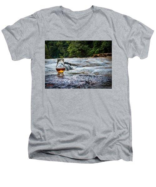 Whisky River Men's V-Neck T-Shirt