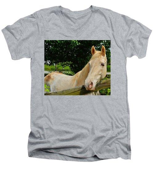 Whitey Men's V-Neck T-Shirt