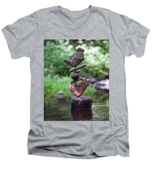 Wicki Men's V-Neck T-Shirt