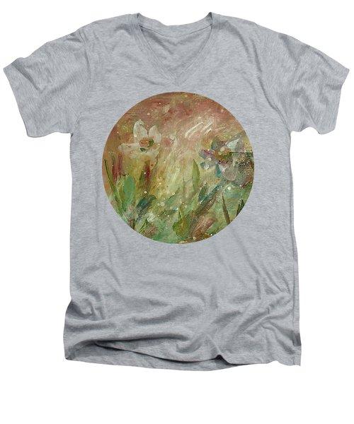Wil O' The Wisp Men's V-Neck T-Shirt