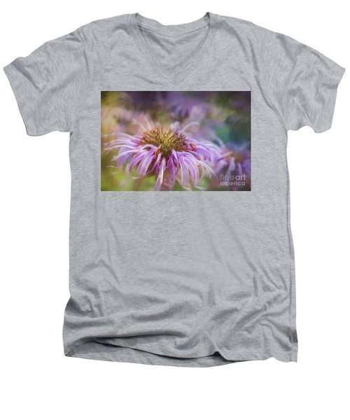 Wild Bergamot Men's V-Neck T-Shirt