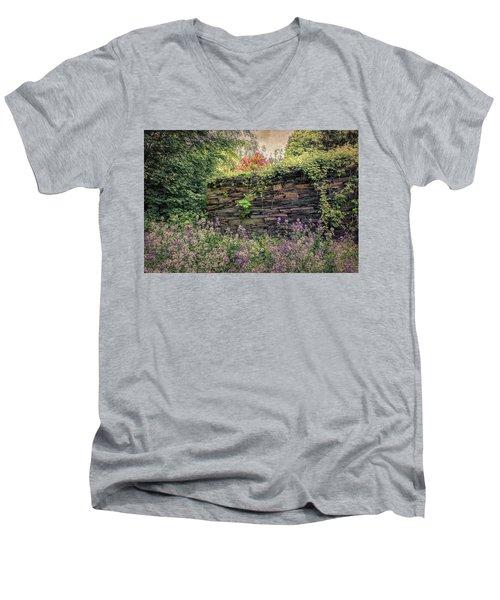Wild Flocks Men's V-Neck T-Shirt