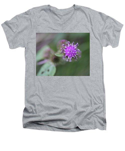 Wildflower Men's V-Neck T-Shirt