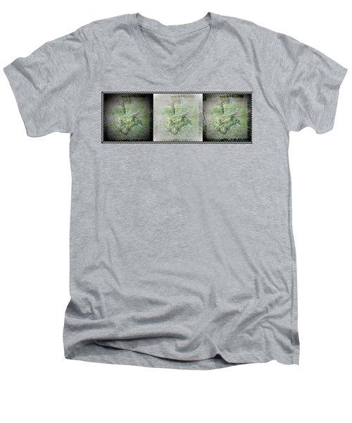 Wildlife In A Storm Men's V-Neck T-Shirt