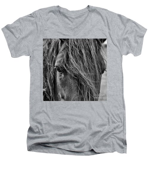 Wildling Men's V-Neck T-Shirt