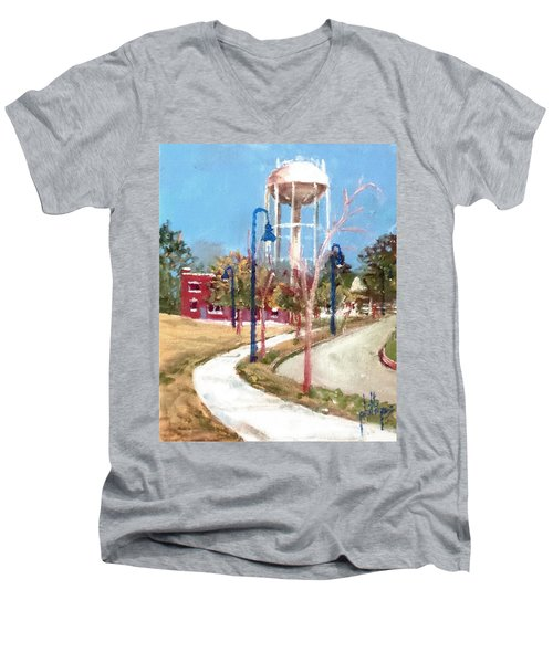 Willingham Park Men's V-Neck T-Shirt