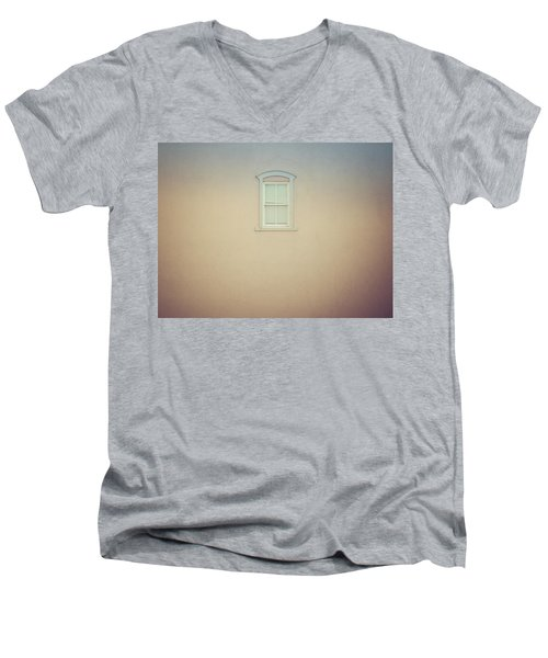 Window And Wall Men's V-Neck T-Shirt