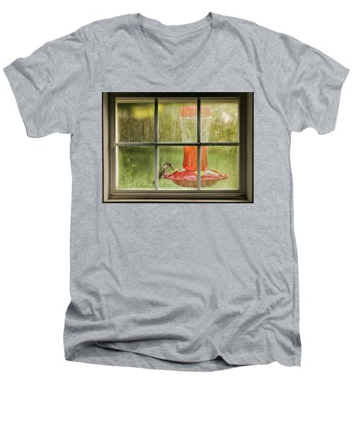 Window Sweet Men's V-Neck T-Shirt