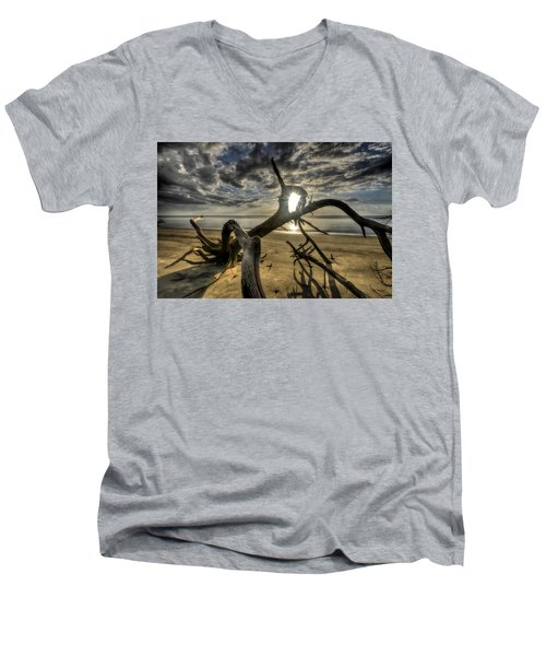 Window To The Sun Men's V-Neck T-Shirt