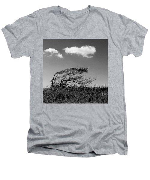 Windswept Men's V-Neck T-Shirt