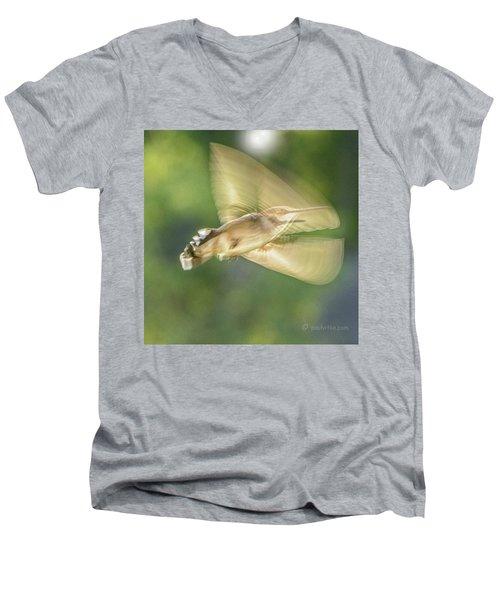 Wing Shadow Men's V-Neck T-Shirt