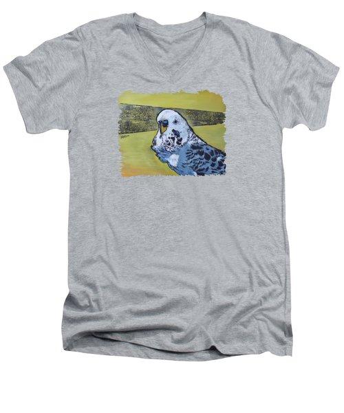 Wings Men's V-Neck T-Shirt