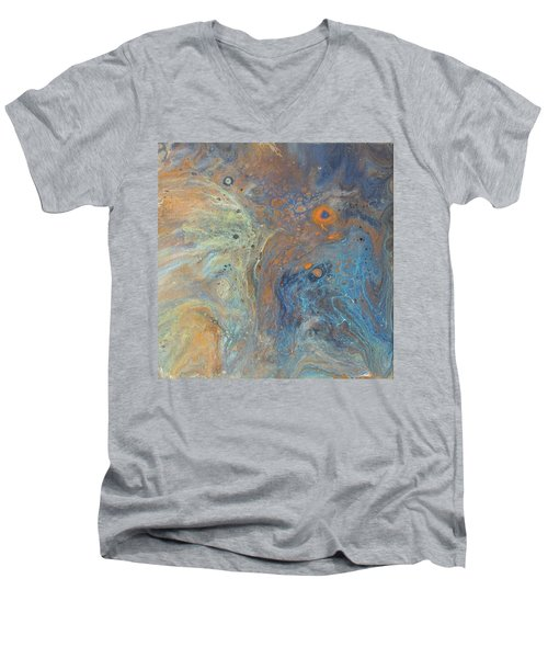 Wings On High Men's V-Neck T-Shirt