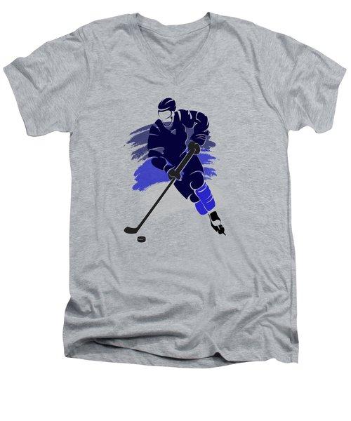 Winnipeg Jets Player Shirt Men's V-Neck T-Shirt