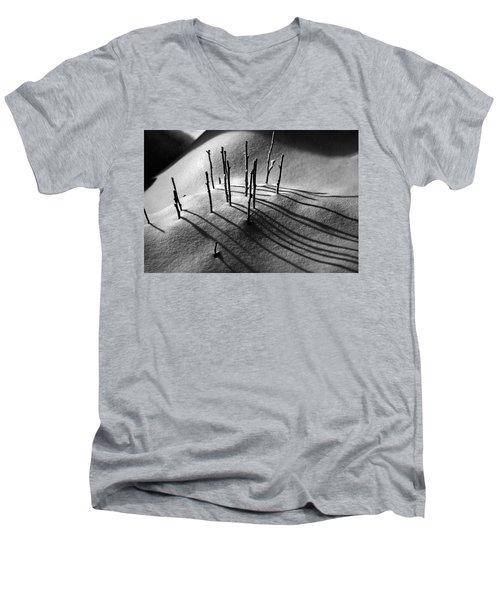 Winter 5 Men's V-Neck T-Shirt