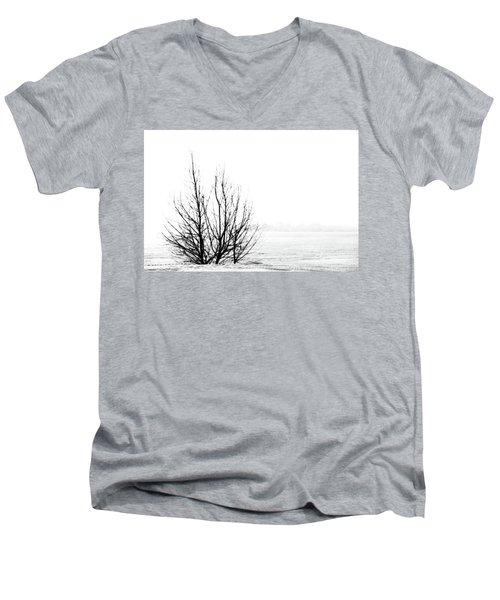 Winter Bones Men's V-Neck T-Shirt