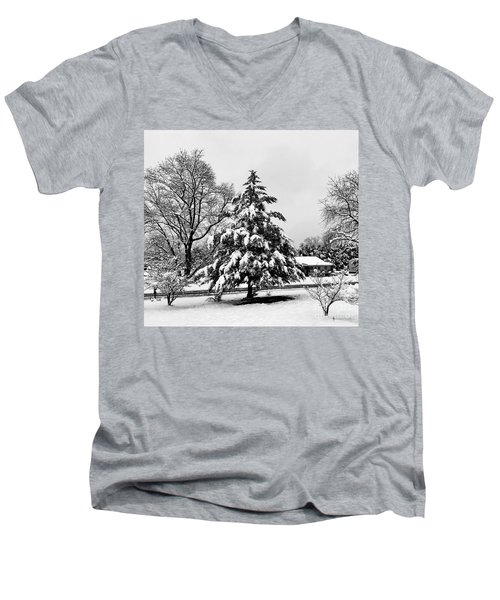 Winter Wonderland - 2017 Men's V-Neck T-Shirt