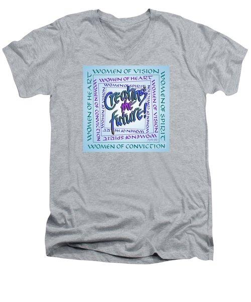 Women Of Vision Men's V-Neck T-Shirt