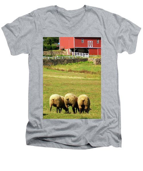 Wooly Bully Men's V-Neck T-Shirt