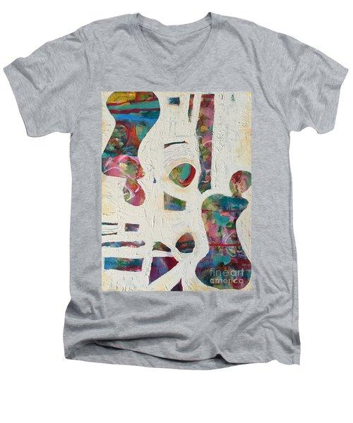 Worldly Women Men's V-Neck T-Shirt