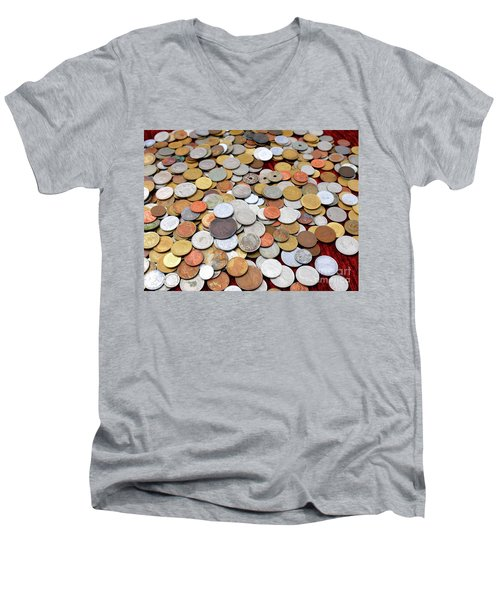 Once They Meant Everything Men's V-Neck T-Shirt